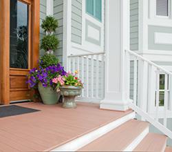 Aeratis Ocean Spring Angle Front Porch Boards