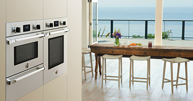 <p>Bertazzoni is a sixth-generation, family-owned Italian manufacturer of kitchen products. The company's products include free-standing ranges, built-in cooktops and ovens, ventilation hoods, refrigerators, dishwashers and other design-coordinated accessories.</p>